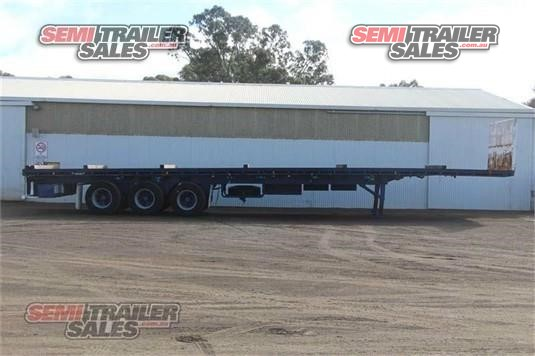 1989 Maxitrans Flat Top Trailer Semi Trailer Sales - Trailers for Sale
