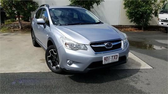 2014 Subaru XV - Light Commercial for Sale