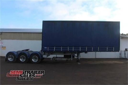 1983 Freighter Curtainsider Trailer - Trailers for Sale