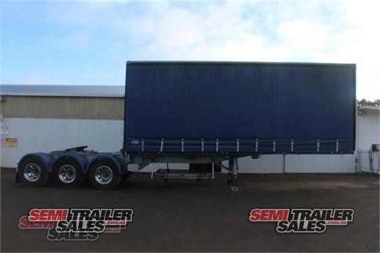 1983 Freighter Curtainsider Trailer Semi Trailer Sales - Trailers for Sale