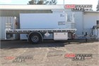 2011 Cimc Flat Top Trailer Pig Trailers
