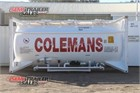 2008 Custom Tanker Trailer Cement Tankers