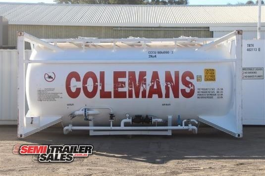 2008 Custom Tanker Trailer Semi Trailer Sales - Trailers for Sale