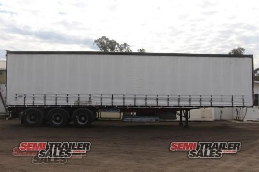 1995 Freighter Curtainsider Trailer Semi Trailer Sales - Trailers for Sale