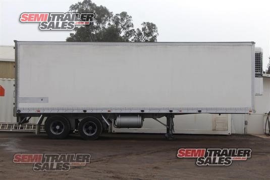 1992 Lucar Refrigerated Trailer Semi Trailer Sales - Trailers for Sale