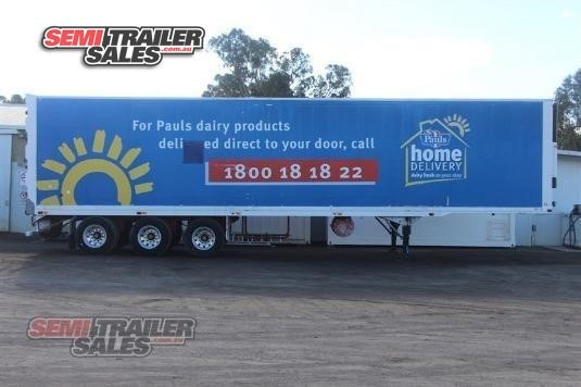 1995 FTE Pantech Trailer Semi Trailer Sales - Trailers for Sale