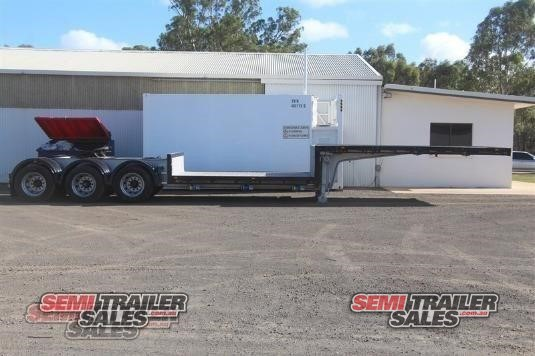 2007 Vawdrey Drop Deck Trailer Semi Trailer Sales - Trailers for Sale