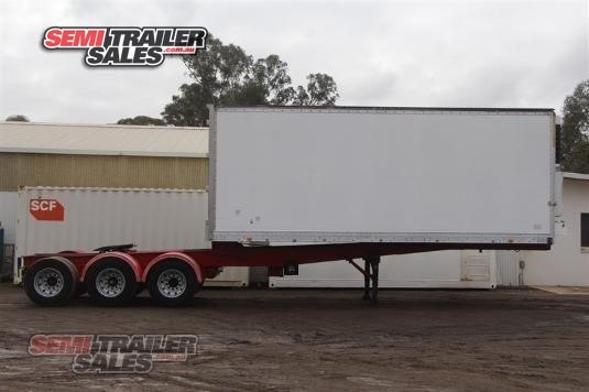 1995 Maxi Cube Refrigerated Trailer Semi Trailer Sales - Trailers for Sale