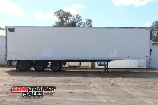 1998 Lucar Refrigerated Trailer Semi Trailer Sales - Trailers for Sale