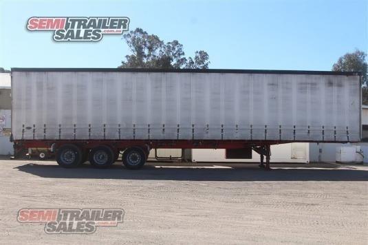2001 Maxitrans Curtainsider Trailer - Trailers for Sale