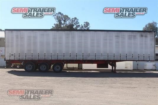 2001 Maxitrans Curtainsider Trailer Semi Trailer Sales - Trailers for Sale