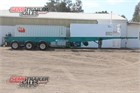 2000 Maxitrans Skeletal Trailer Skeletal Trailers