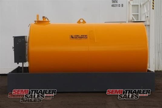 2018 Custom 9000 Litre Fuel Tank Semi Trailer Sales - Trailers for Sale