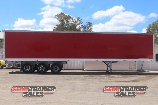 2005 Maxitrans Pantech Trailer Semi Trailer Sales - Trailers for Sale