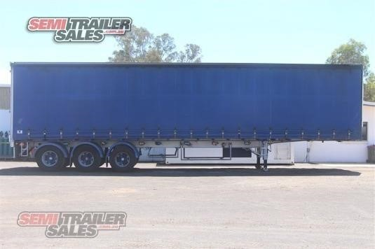 2002 Vawdrey Curtainsider Trailer - Trailers for Sale