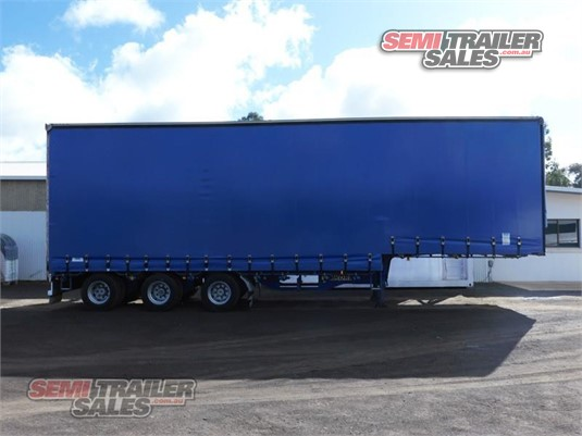 2006 Vawdrey Curtainsider Trailer Semi Trailer Sales - Trailers for Sale