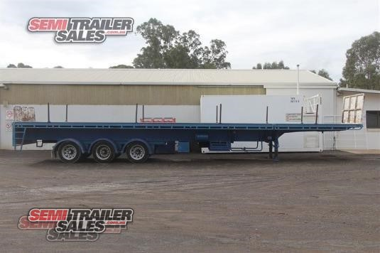 1979 Lyonhaul Flat Top Trailer Semi Trailer Sales - Trailers for Sale