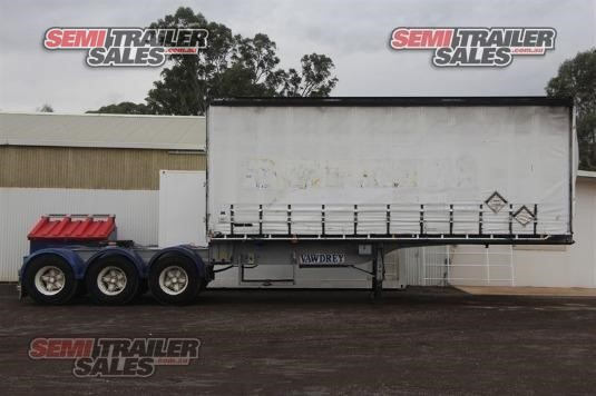1999 Vawdrey Curtainsider Trailer Semi Trailer Sales - Trailers for Sale