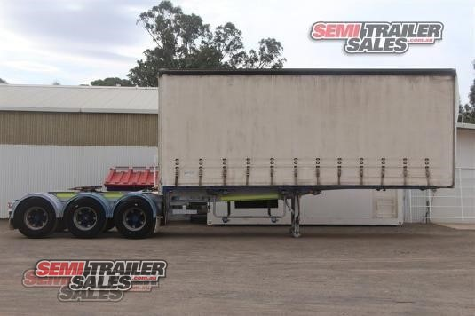 2005 Krueger Curtainsider Trailer Semi Trailer Sales - Trailers for Sale