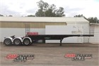 2004 Southern Cross Flat Top Trailer B Double Lead/Mid A Trailer