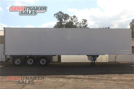 2007 Maxitrans Pantech Trailer Semi Trailer Sales - Trailers for Sale