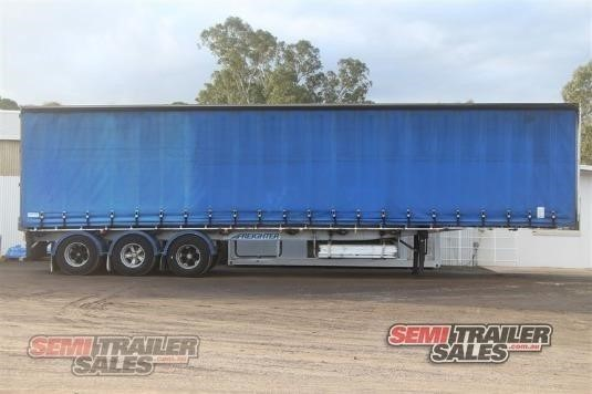 1999 Freighter Curtainsider Trailer - Trailers for Sale