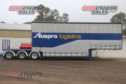2004 Southern Cross Curtainsider Trailer Semi Trailer Sales - Trailers for Sale