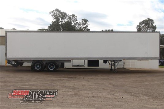 2001 Maxitrans Pantech Trailer Semi Trailer Sales - Trailers for Sale
