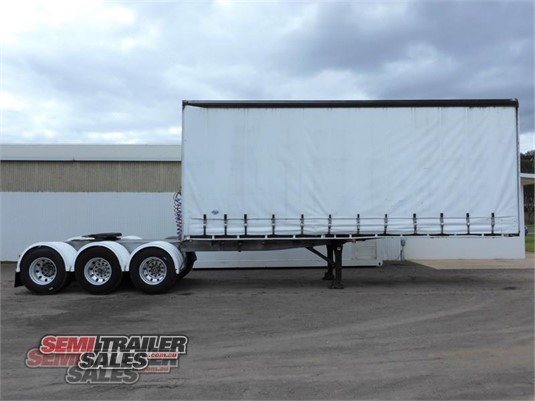 2007 Maxitrans Curtainsider Trailer Semi Trailer Sales - Trailers for Sale