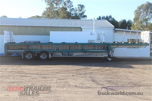 2004 Vawdrey Flat Top Trailer - Trailers for Sale