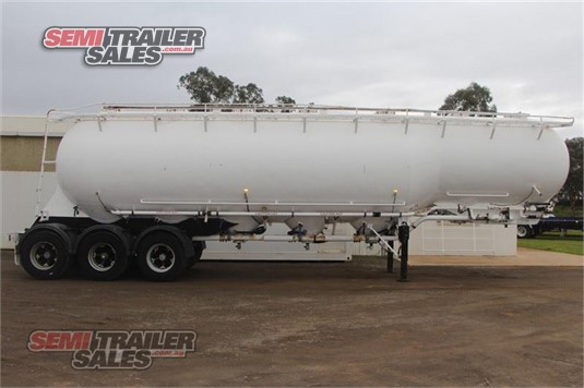 1990 Kockums Tanker Trailer Semi Trailer Sales - Trailers for Sale