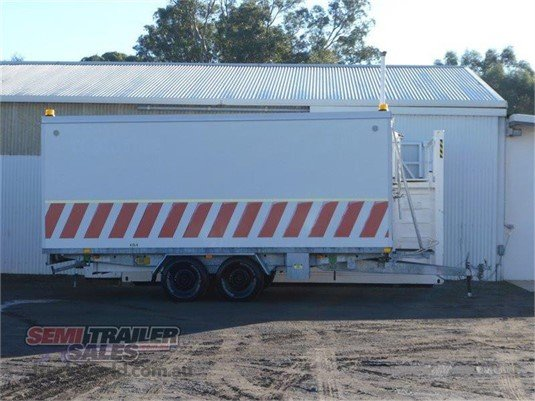 2012 Eurowagon Tag Trailer - Parts & Accessories for Sale