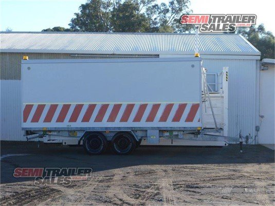2012 Eurowagon Tag Trailer Semi Trailer Sales - Parts & Accessories for Sale