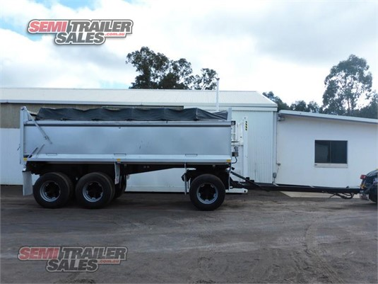 2006 PJ Tipper Trailer Semi Trailer Sales - Trailers for Sale