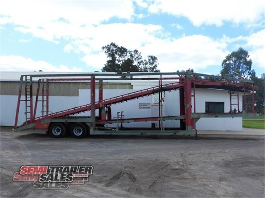 1997 Topstart Car Carrier Trailer Semi Trailer Sales - Trailers for Sale