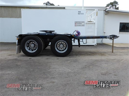 2008 Moore Dolly Semi Trailer Sales - Trailers for Sale
