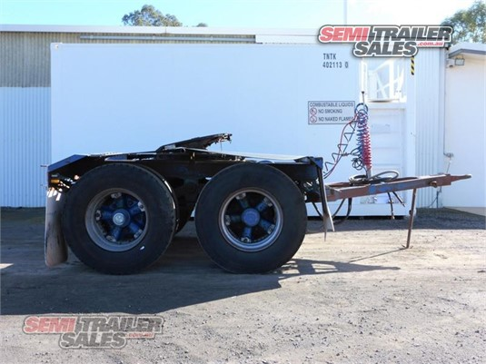 2005 Howard Porter Dolly Semi Trailer Sales - Trailers for Sale