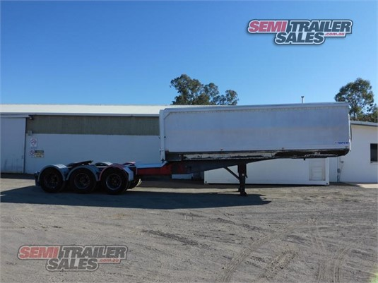 2009 Tefco Tipper Trailer Semi Trailer Sales - Trailers for Sale