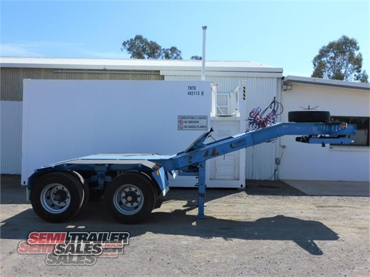 2008 Custom Dolly Semi Trailer Sales - Trailers for Sale