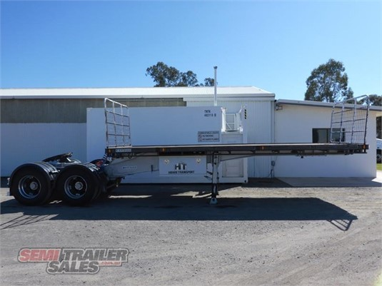 1997 Krueger Flat Top Trailer - Trailers for Sale