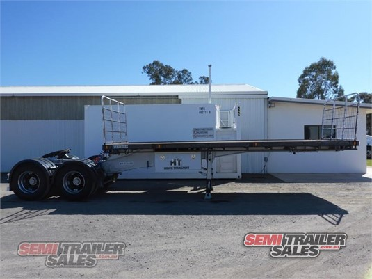 1997 Krueger Flat Top Trailer Semi Trailer Sales - Trailers for Sale
