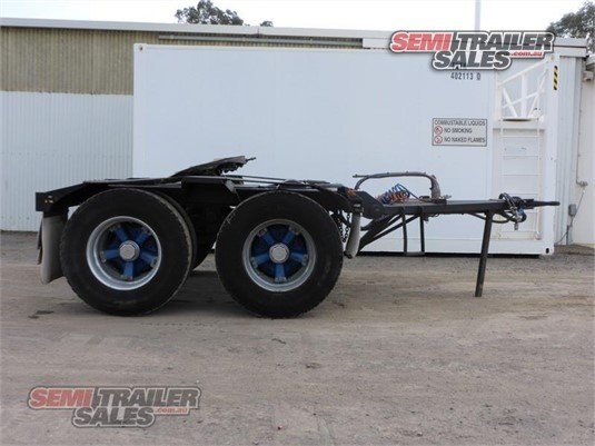 2009 Blinco Dolly Semi Trailer Sales - Trailers for Sale