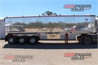 2016 East Tipper Trailer Chassis Tippers
