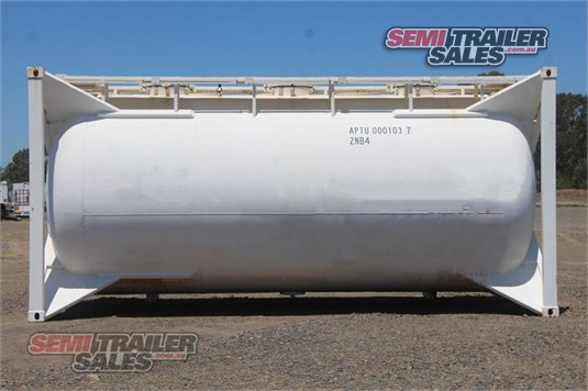 2008 Cimc Bulk Tanker Trailer Semi Trailer Sales - Trailers for Sale