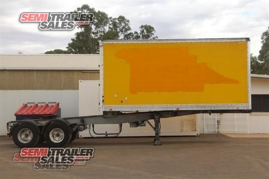 1993 Maxi Cube Pantech Trailer Semi Trailer Sales - Trailers for Sale