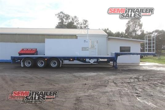 2017 Vawdrey Drop Deck Trailer Semi Trailer Sales - Trailers for Sale
