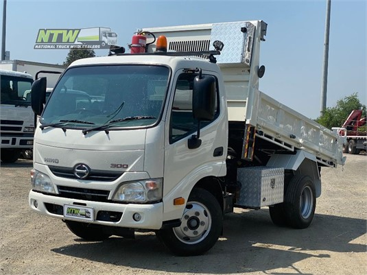 2013 Hino 300 Series 616 IFS National Truck Wholesalers Pty Ltd - Trucks for Sale