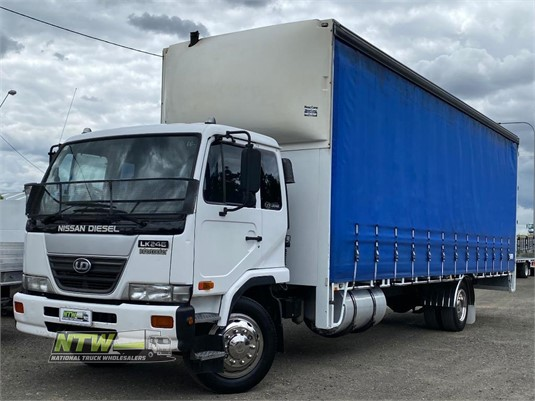 2003 UD LK245 National Truck Wholesalers Pty Ltd - Trucks for Sale