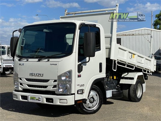 2017 Isuzu NLR National Truck Wholesalers Pty Ltd  - Trucks for Sale