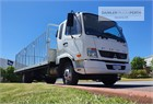 2015 Fuso Fighter 1024 Table / Tray Top